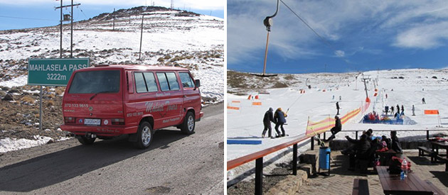 Maluti Footprints And Tours - Clarens - Tours To Lesotho