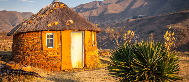 Sehlabathebe is a small village located in the Qacha's Nek region of Lesotho.